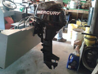 9.9 Mercury electric start