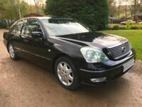 2003 Lexus LS430 LS 430 4.3 auto 5sp