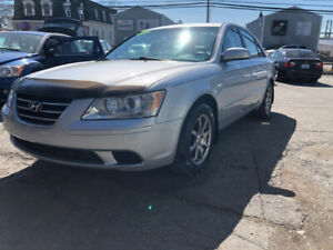 2009 Hyundai Sonata-2 set of tires, Remote Start & 2 yrs MVI