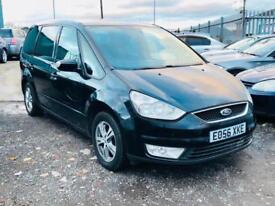 2006/56 Ford Galaxy 1.8TDCi ( 125ps ) LX LONG MOT EXCELLENT RUNNER
