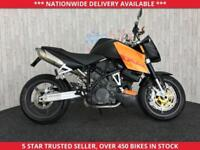 KTM SUPERDUKE 990 SUPERDUKE MOT TILL OCT 18 GOOD EXAMPLE 2005 05
