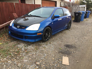"2003 Honda Civic SiR Hatchback ""RARE"""
