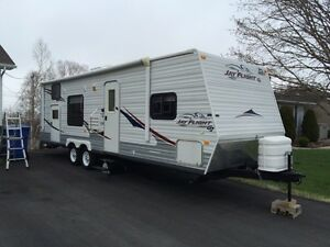 2009 Jayco JayFlight 29BHS - mint condition