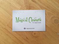 Magical Cleaners LTD - London/ UK 020 37 12 64 77