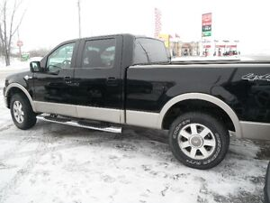 2007 Ford F-150 SuperCrew KING RANCH Pickup Truck