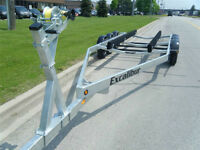 Excalibur BT9000 Tri Axle Boat Trailer (NEW)