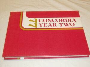 CONCORDIA UNIV. MONTREAL YEAR 2 YEARBOK 1977