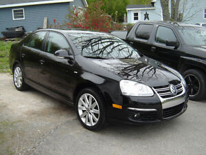 2010 VW JETTA WOLFSBURG SEDAN