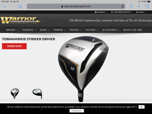 Brand New Complete  Set of Clubs