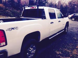 2009 GMC 2500HD 4WD $12500 902-210-0835