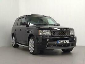 image for 2008 Land Rover Range Rover Sport 3.6 TDV8 SPORT HST 5d 269 BHP Estate Diesel Au