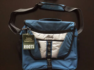 Roots Laptop Bag - Brand New Never Used