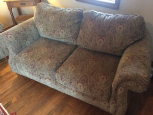 Matching Couch & Loveseat