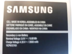 Samsung battery.