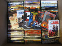 105 DVDs Collection - Various Genres