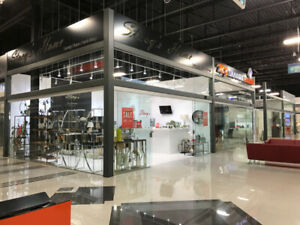 Showroom for Lease at Improve Canada Renovation Mall