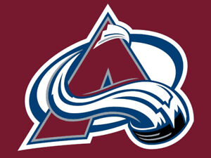 AVALANCHE @ OILERS - UP TO 14 TOGETHER/HARD COPY - 780 903 4425