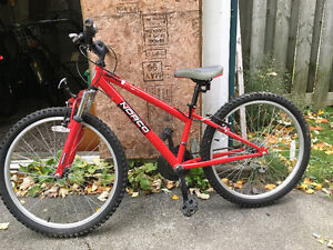 Norco 20 inch mountain bike for sale