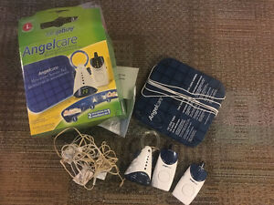 Angel Care Monitor with 2 parent units