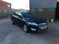 2009 FORD MONDEO 2.0TDCi 140 TITANIUM AUTOMATIC,91000 MILES WITH FSH