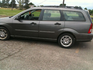 2002 Ford Focus certified and e test low klom Wagon