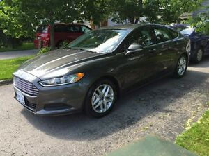 2015 Ford Fusion Lease Takeover