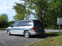 2000 Ford Windstar limited Camionnette