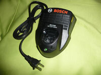 Bosch BC330_(4-12V)_Li-Ion Battery Charger-NEW