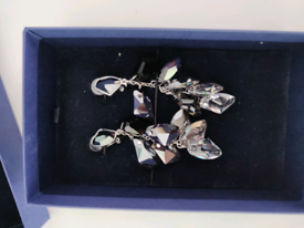 Clip earrings Swarovski