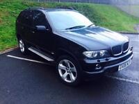 2006 BMW X5 3.0 d Sport SUV 5dr Diesel Automatic (250 g/km, 218 bhp)