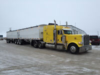 Driver Wanted for Super B Grain