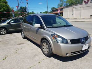 2005 Nissan Quest Minivan SUNDAY SALE ONLY TODAY THIS PRICE