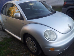 2000 Volkswagen Beetle echange 2,0l