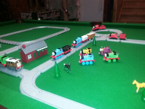 Thomas & Friends Die Cast Magnetic Trains / Track
