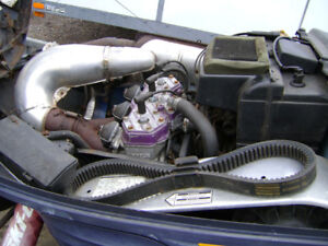***700 TRIPLE SKI-DOO ENGINE TO FIT CK-3 CHASSIS***