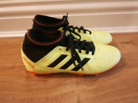 Adidas predator football boots UK 3.5