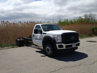 2013 FORD F450 CHASSIS