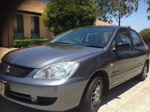 BARGAIN: 20007 Mitsubishi Lancer Sedan Labrador Gold Coast City Preview