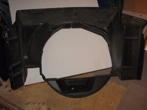 MID YEAR CORVETTE FAN SHROUD FOR SMALL BLOCK Kitchener / Waterloo Kitchener Area image 3