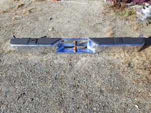 Dodge truck rear bumper