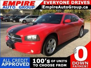 2010 DODGE CHARGER SXT * RWD * LEATHER * BLUETOOTH * SAT RADIO S