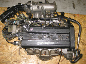 MOTEUR HONDA ORTHIA B20B 2.0L DOHC LOW INTAKE ENGINE JDM