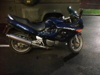 Swap for car r Suzuki gsx750f