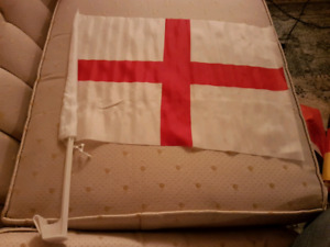 England Car Flag 2 for $10