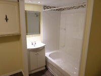 3 bedroom 2 level unit near parks, pools and trails. $900+