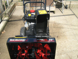 NEW MTD DUAL STAGE SNOWBLOWER