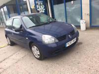 Renault Clio 1.5TD ( 65bhp ) Campus 3 DOOR - 2007 57-REG - 6 MONTHS MOT
