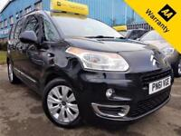 2011 CITROEN C3 PICASSO 1.6 PICASSO EXCLUSIVE HDI 90 BHP! P/X WELCOME! £30 TAX!