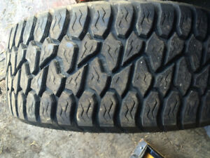 Looking to sell my 275/55r20 tires