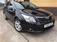 2011 Toyota Avensis 1.6 V-matic 2010MY TR